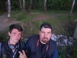Активисты «Инициативной группы Красногорского портала» присоединились к рейду проекта «Стихийная-Свалка.РФ».